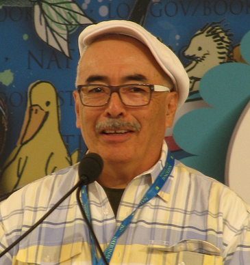 Poet Laureate of the United States, Juan Felipe Herrera.